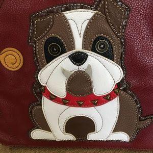 New Chala Bulldog Messenger bag